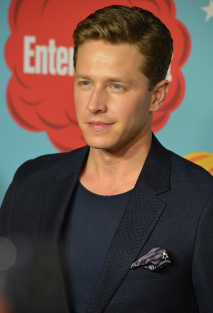 Josh Dallas  (photo credit: Genevieve Collins)