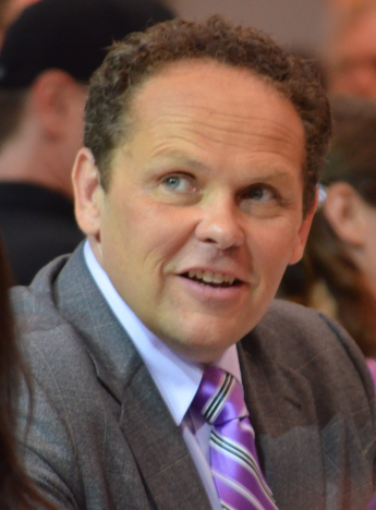 Kevin Chapman  (photo credit: Genevieve Collins)
