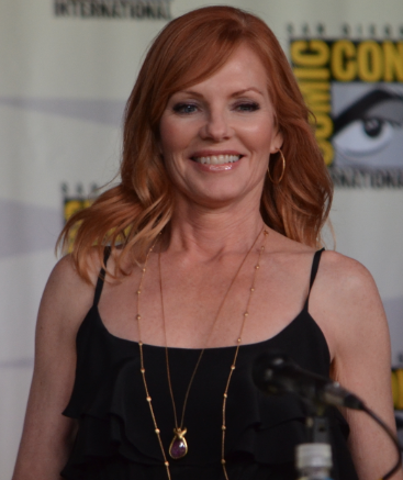 Marg Helgenberger (photo credit: Genevieve Collins)
