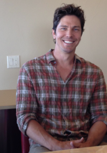 Michael Trucco (photo credit: Tiffany Vogt)