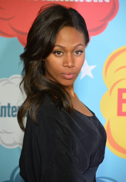 Nicole Beharie (photo credit: Genevieve Collins)