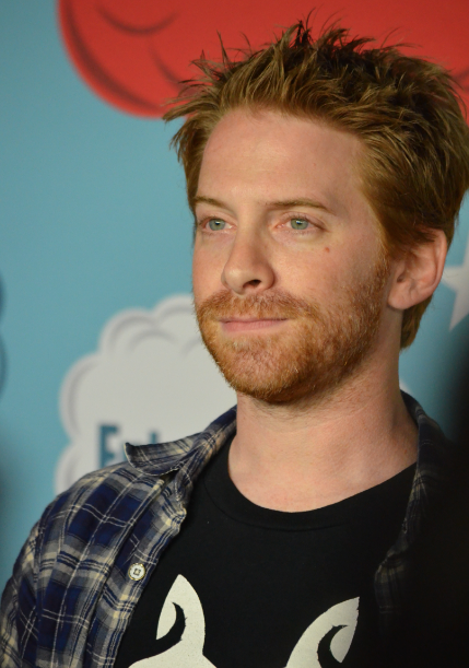 Seth Green (photo credit: Genevieve Collins)