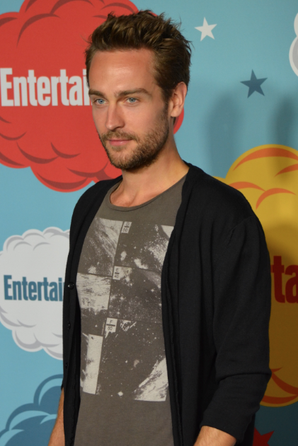 Tom Mison (photo credit: Genevieve Collins)