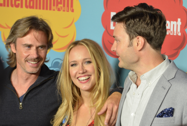Sam Trammell, Anna Camp, Michael McMillian (photo credit: Tiffany Vogt)