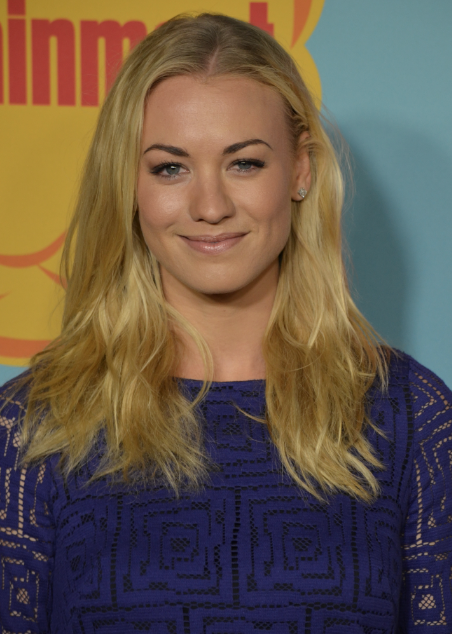 Yvonne Strahovski (photo credit: Genevieve Collins)