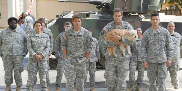 """""""Enlisted"""""""
