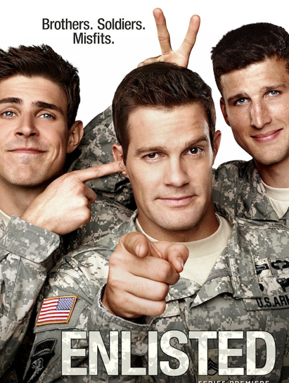 """Enlisted"""