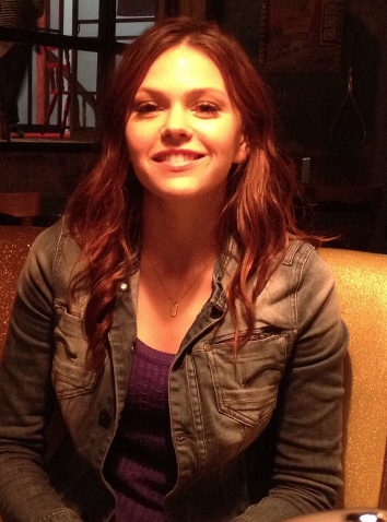 Aimee Teegarden (photo credit: Tiffany Vogt)