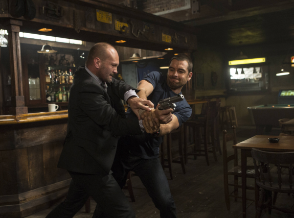 """Banshee"" Photo credit: Gregory Shummon/Cinemax"