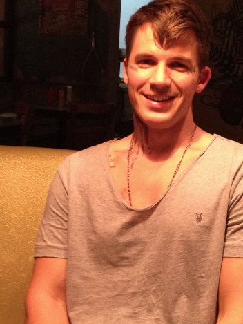 Matt Lanter (photo credit: Tiffany Vogt)