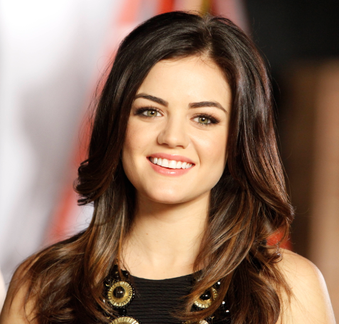 Lucy Hale (photo credit: )