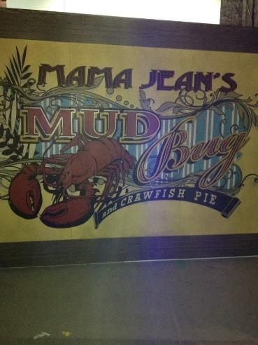 The Mud Bug  (photo credit: Tiffany Vogt)