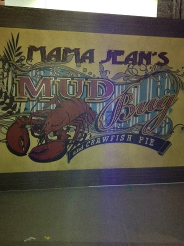 The Mud Bug  (photo credit: Tiffany Vogt)