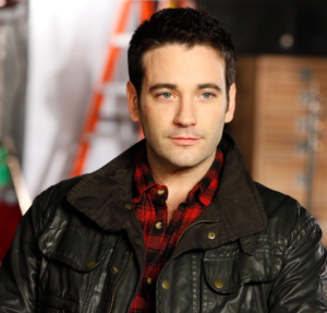 Colin Donnell (photo credit: Chris Frawley/Warner Bros. International Inc.)