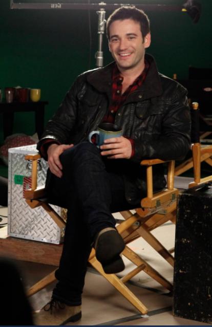 Colin Donnell (photo credit: Chris Frawley/Warner Bros. International Inc.)