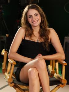 Willa Holland (photo credit: Chris Frawley/Warner Bros. International Inc.)