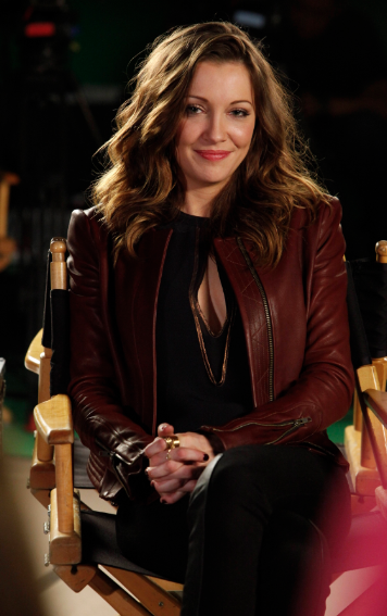 Katie Cassidy (photo credit: Chris Frawley/Warner Bros. International Inc.)