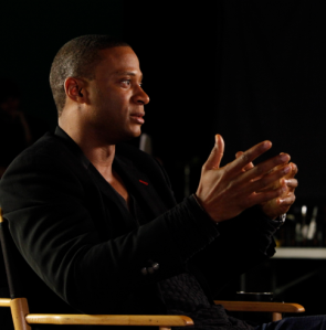 David Ramsey (photo credit: Chris Frawley/Warner Bros. International Inc.)