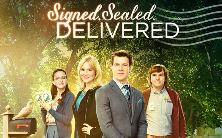 """Signed Sealed and Delivered"""