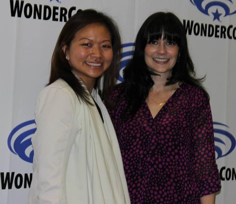 Adele Lim and Meredith Averill (photo credit: Jennifer Schadel)