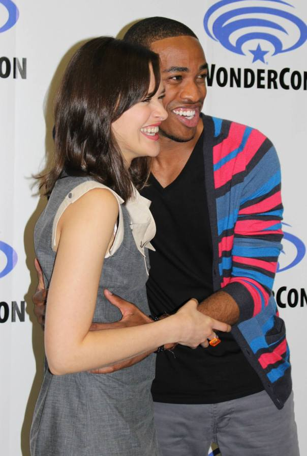 Brina Palencia and Titus Makin (photo credit: Jennifer Schadel)