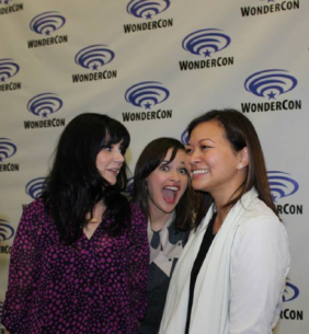Meredith Averill, Brina Palencia and Adele Lim (photo credit: Jennifer Schadel)