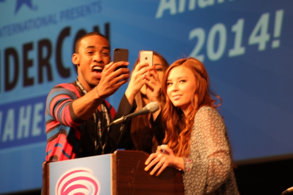 Titus Makin, Chelsea Gilligan and Malese Jow  (photo credit: Jennifer Schadel)