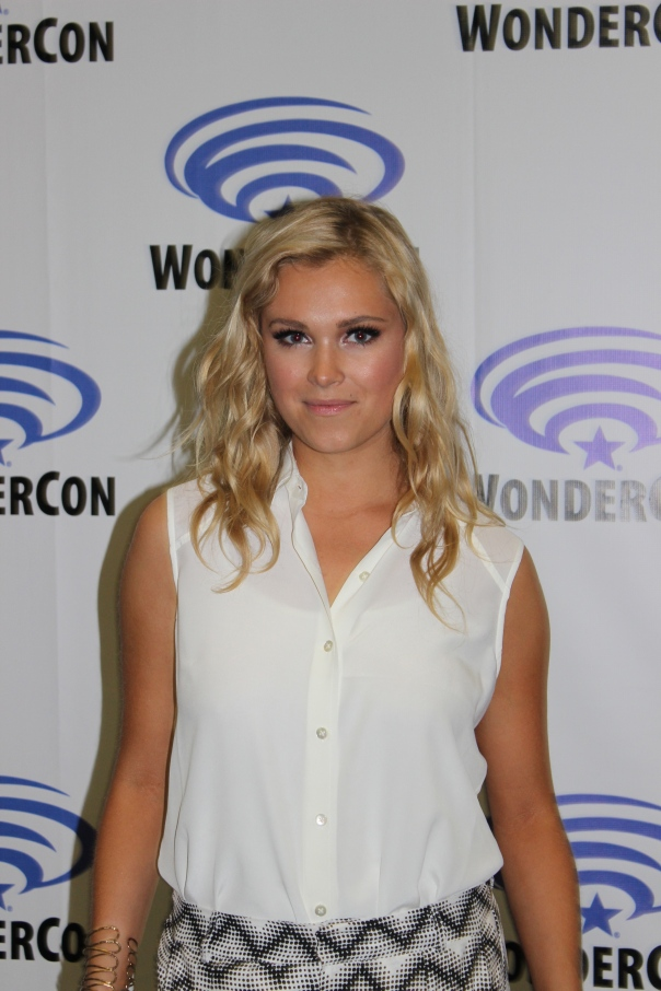 "Eliza Taylor of ""The 100""  (photo credit: Jennifer Schadel)"