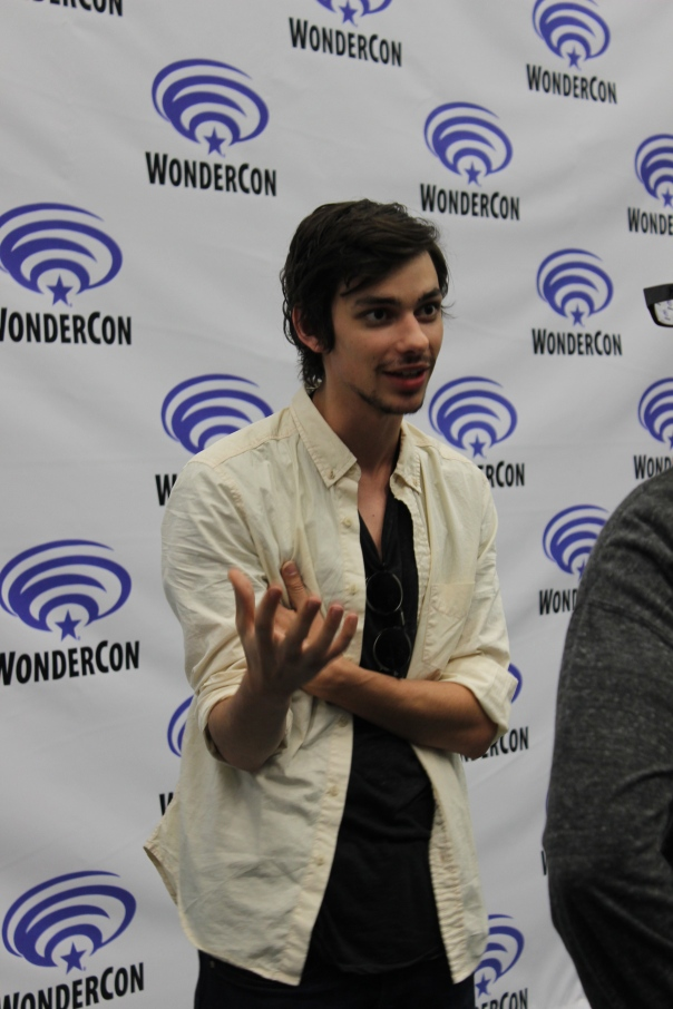 "Devon Bostick of ""The 100""  (photo credit: Jennifer Schadel)"