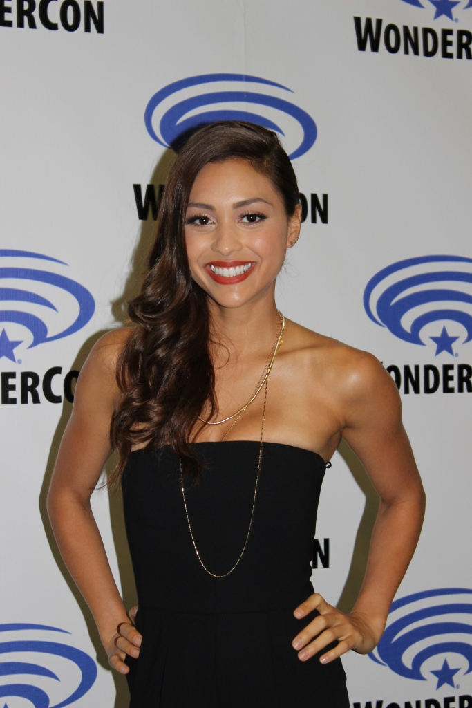 "Lindsey Morgan of ""The 100""  (photo credit: Jennifer Schadel)"