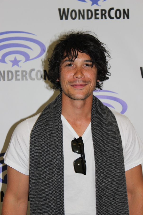 "Bob Morley of ""The 100""  (photo credit: Jennifer Schadel)"