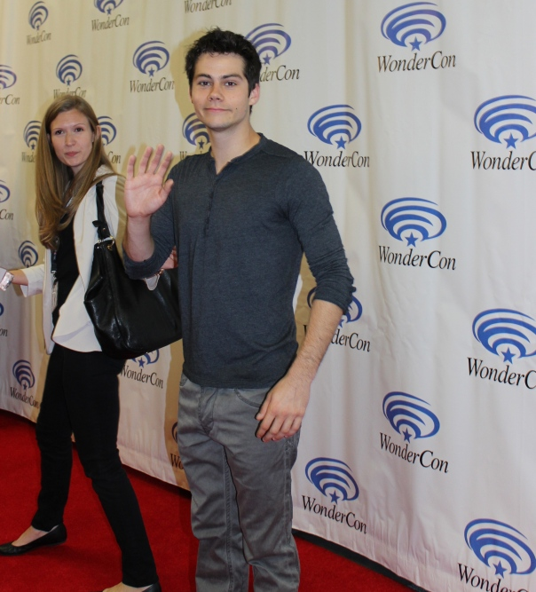 "Dylan O'Brien of ""Maze Runner""  (photo credit: Jennifer Schadel)"