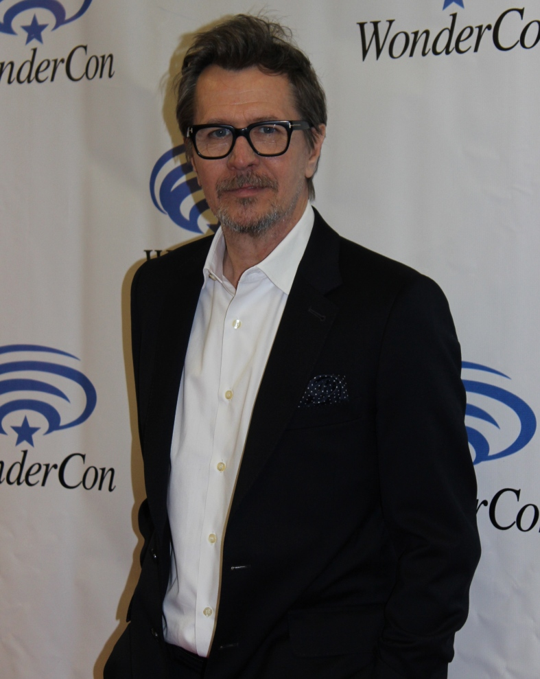 "Gary Oldman of ""Rise of the Planet of the Apes""  (photo credit: Jennifer Schadel)"