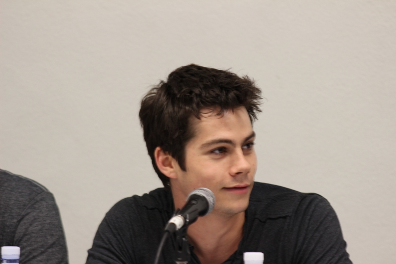 "Dylan O'Brien of ""The Maze Runner""  (photo credit: Jennifer Schadel)"