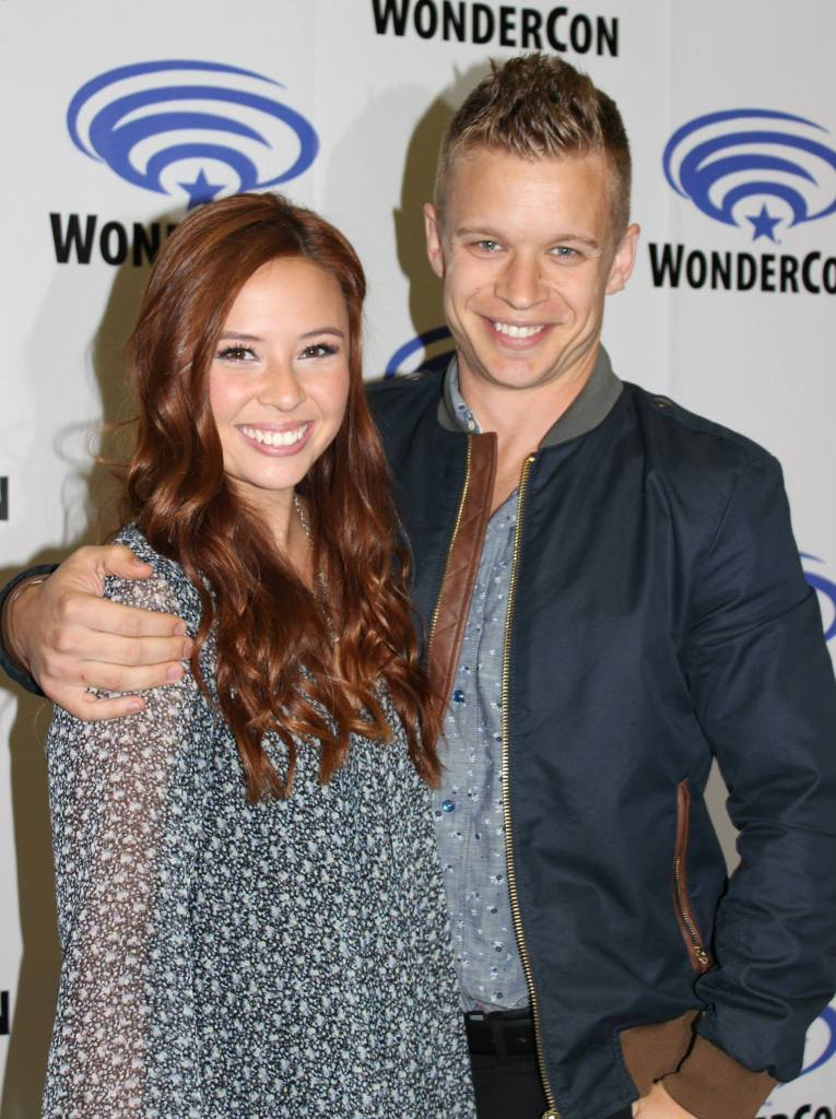 Malese Jow and Jesse Luken  (photo credit: Jennifer Schadel)