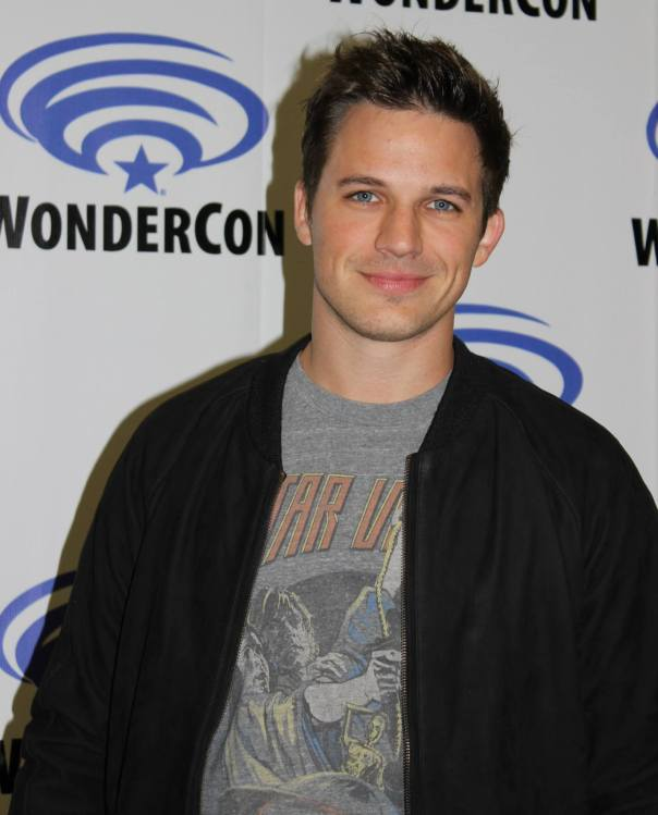 Matt Lanter  (photo credit: Jennifer Schadel)