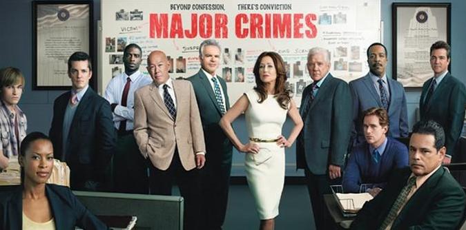 """""""Major Crimes"""""""