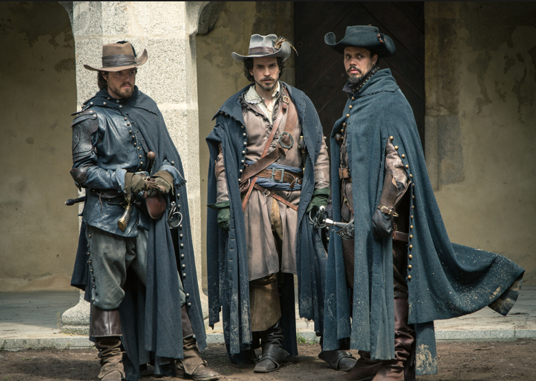 """""""The Musketeers"""""""