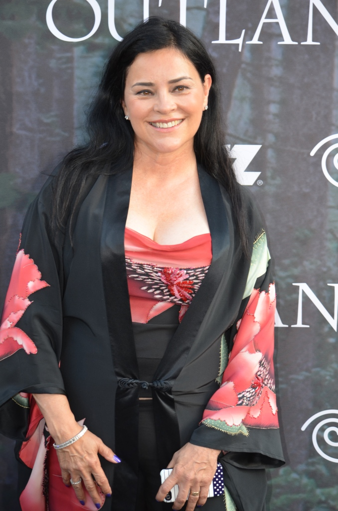 Diana Gabaldon (photo credit: Genevieve Collins)