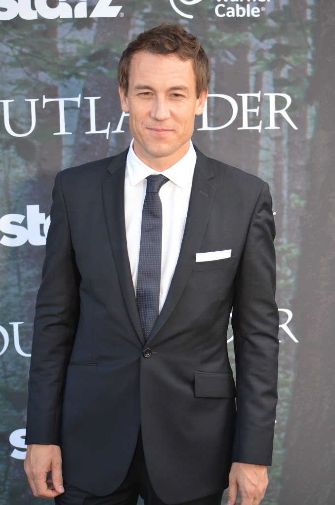 Tobias Menzies (photo credit: Genevieve Collins)