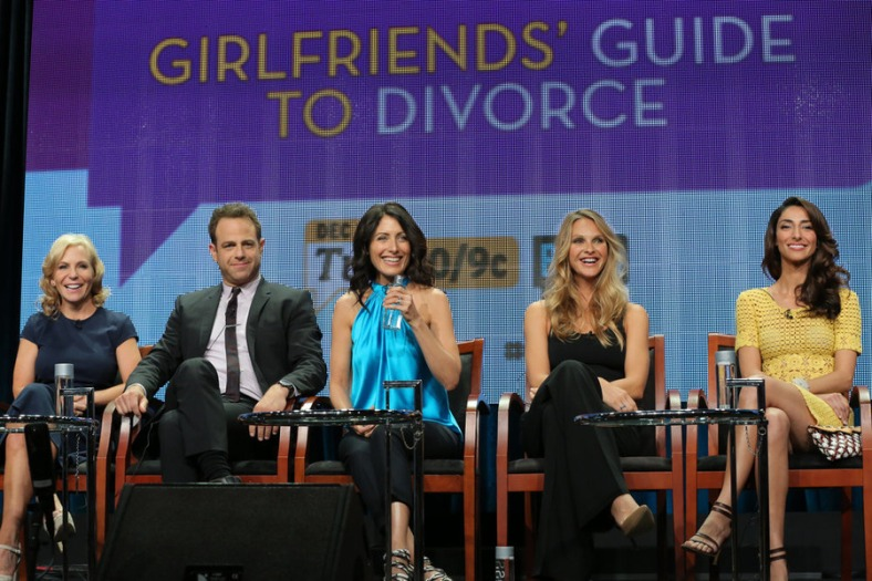 """Girl Friend's Guide To Divorce"""