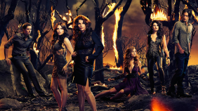 """Witches of East End"""