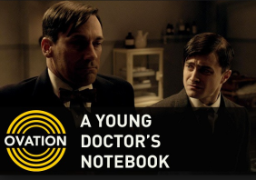 """A Young Doctor's Notebook"""