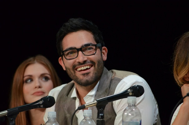 Tyler Hoechlin (photo credit: Genevieve Collins)