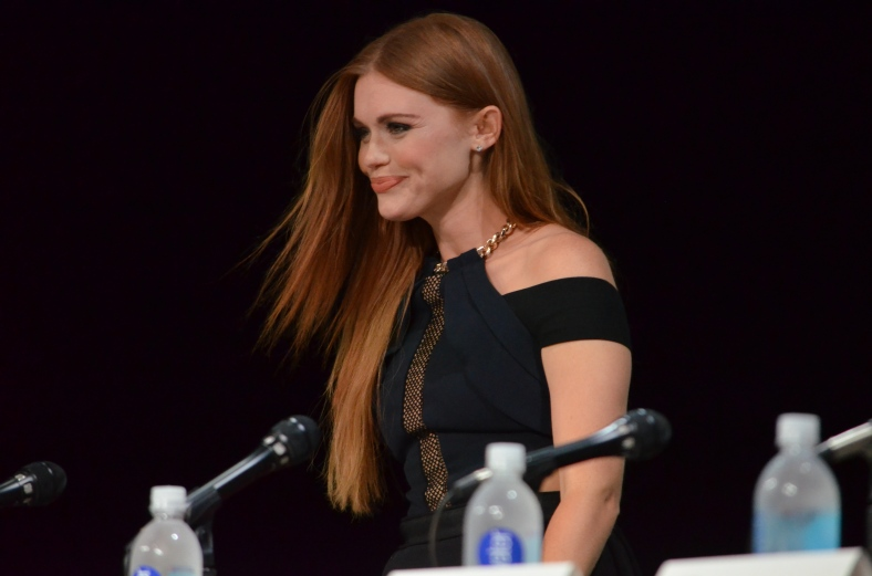 Holland Roden (photo credit: Genevieve Collins)