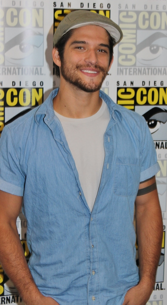 Tyler Posey (photo credit: Jennifer Schadel)