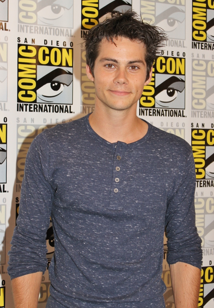 Dylan O'Brien (photo credit: Jennifer Schadel)