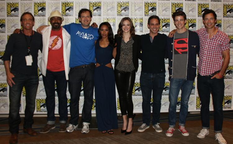 """The Flash"" (photo credit: Jennifer Schadel)"