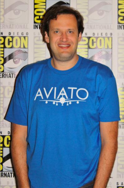 Andrew Kreisberg  (photo credit: Jennifer Schadel)
