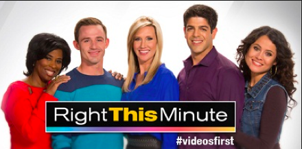 """""""Right This Minute"""""""